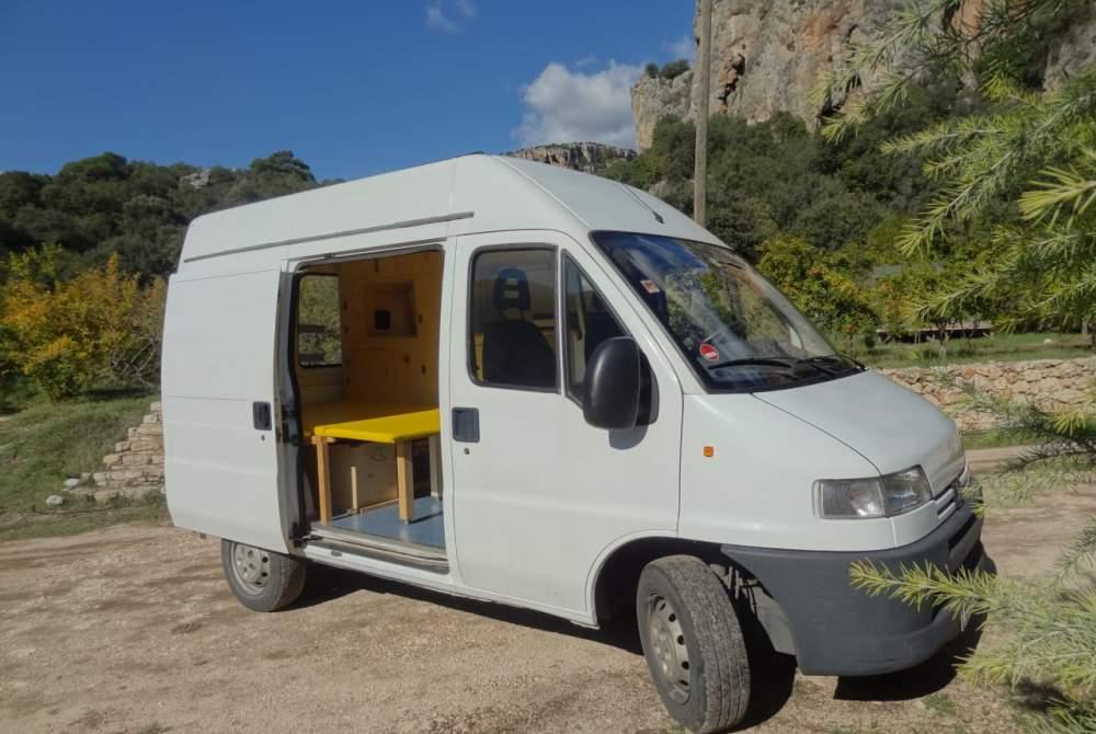 Wohnmobil mieten in München von privat | Peugeot Tante Frida