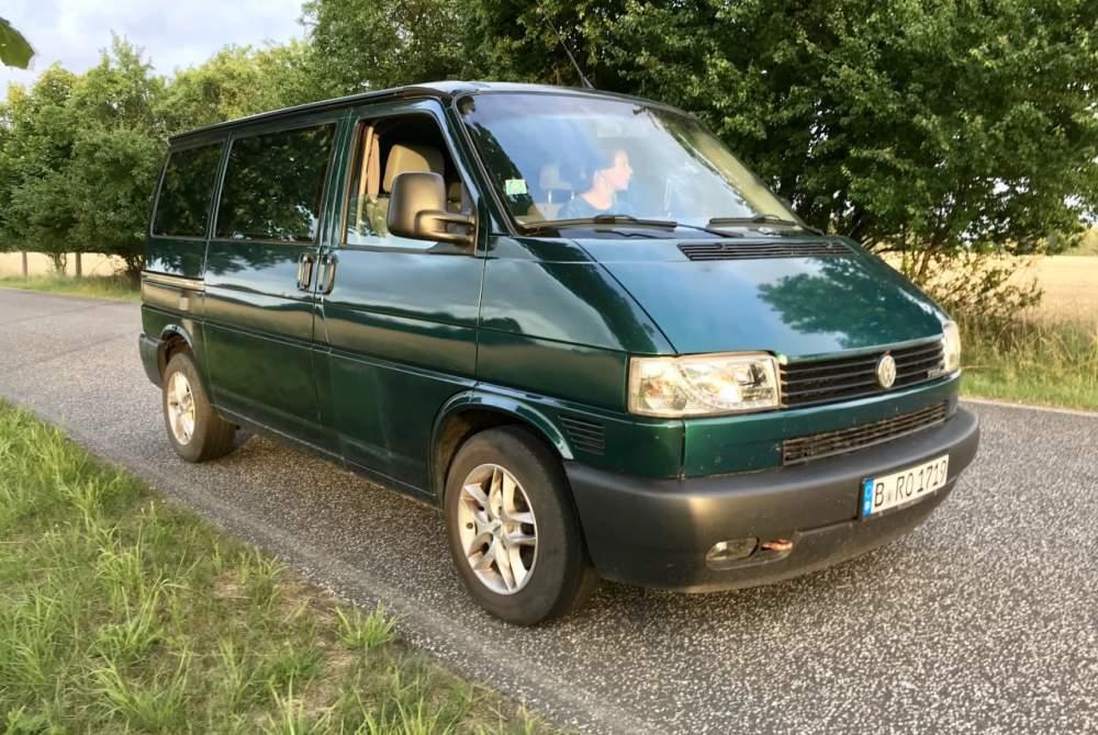 Wohnmobil mieten in Berlin von privat | Volkswagen Robinson