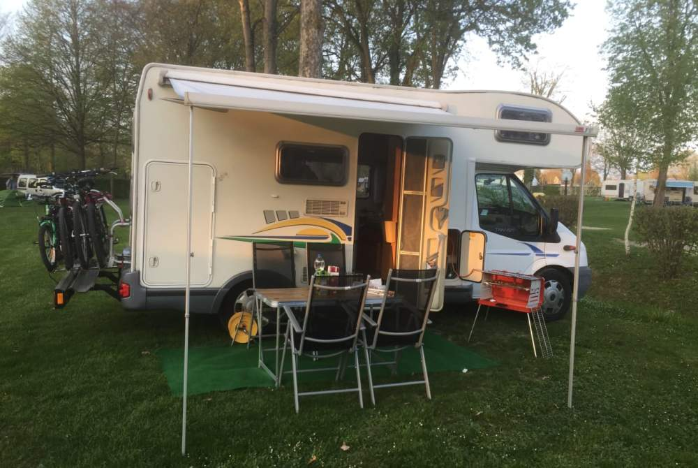 Wohnmobil mieten in Alpirsbach von privat | Chausson  Flash