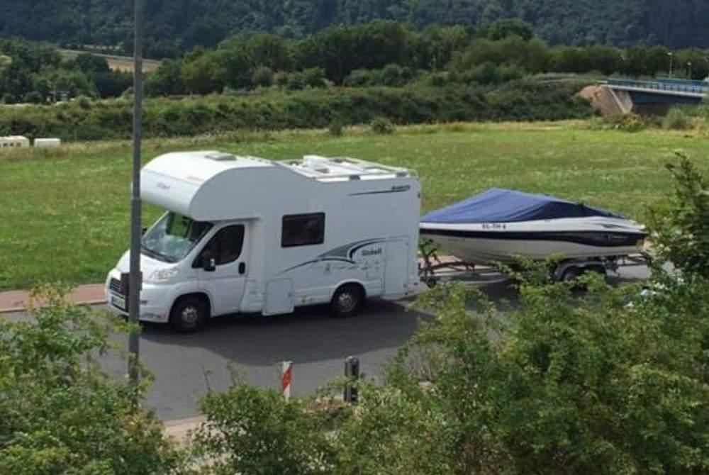 Wohnmobil mieten in Bad Bentheim von privat | Dethleffs ter Horst`s Camper