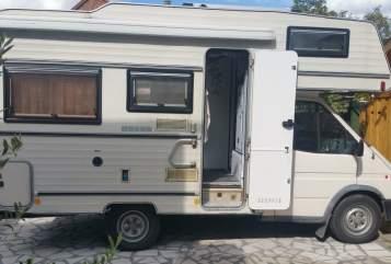 Wohnmobil mieten in Schönebeck (Elbe) von privat | Ford transit  Herr Schmidt