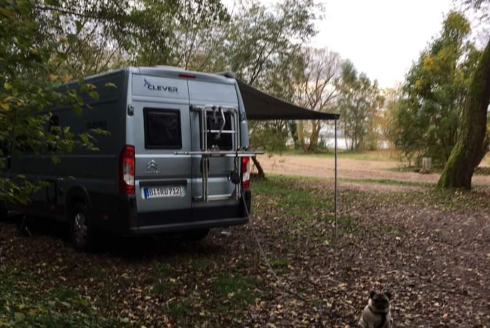 Wohnmobil mieten in Bielefeld von privat | Pössl Clever Seabird