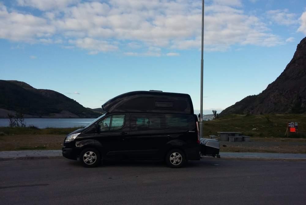 Wohnmobil mieten in Sandbostel von privat | Ford Transit Arni