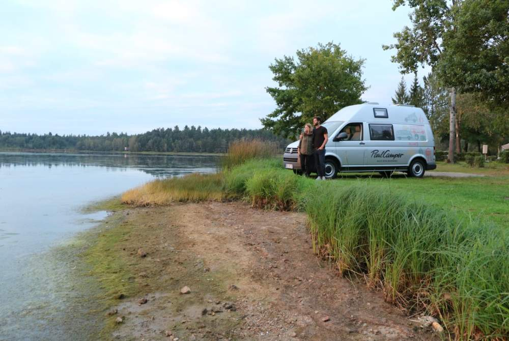 Wohnmobil mieten in Berlin von privat | Volkswagen VanPaul
