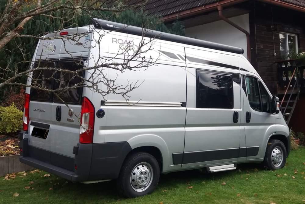Wohnmobil mieten in Sankt Blasien von privat | Fiat Wohnmobil Pössl