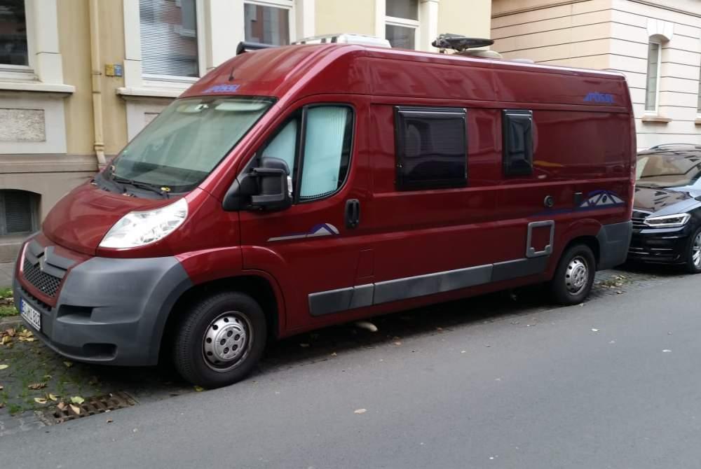 Wohnmobil mieten in Braunschweig von privat | Pössl  Jean Luc