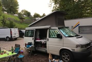 Wohnmobil mieten in Karlsruhe von privat | Volkswagen Cruiser