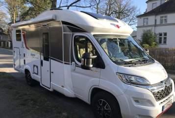 Wohnmobil mieten in Berlin von privat | Bürstner BiBo (BJ. 2018)