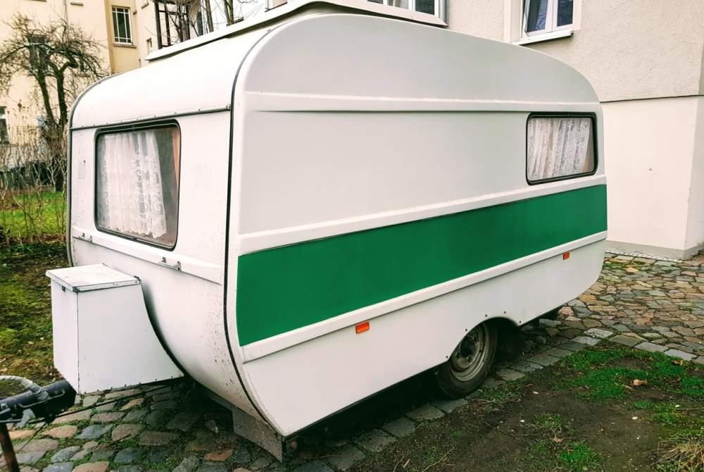 Wohnmobil mieten in Leipzig von privat | QEK Junior Trinita