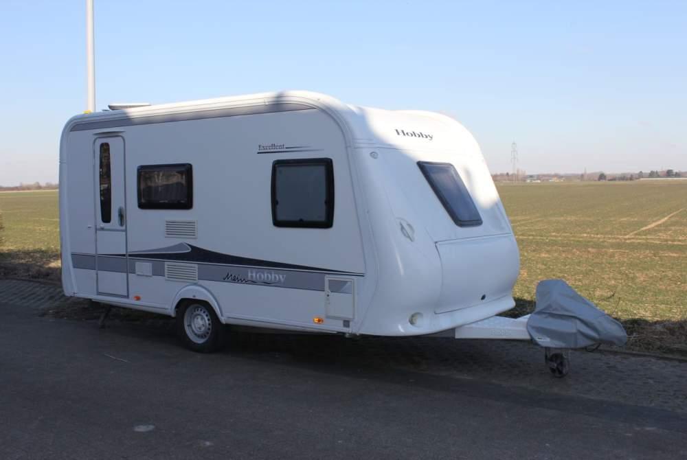 Wohnmobil mieten in Krefeld von privat | Hobby Hobby 410 SFe Excellent