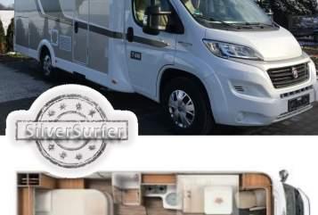 Wohnmobil mieten in Schkeuditz von privat | Fiat SilverSurfer