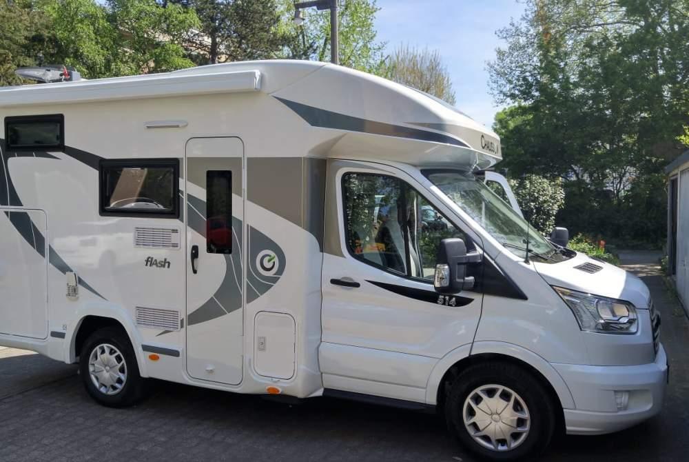 Wohnmobil mieten in Erlangen von privat   Chausson Tommy's Sportmobil