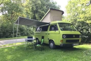 Wohnmobil mieten in Bremen von privat | Volkswagen Shrek