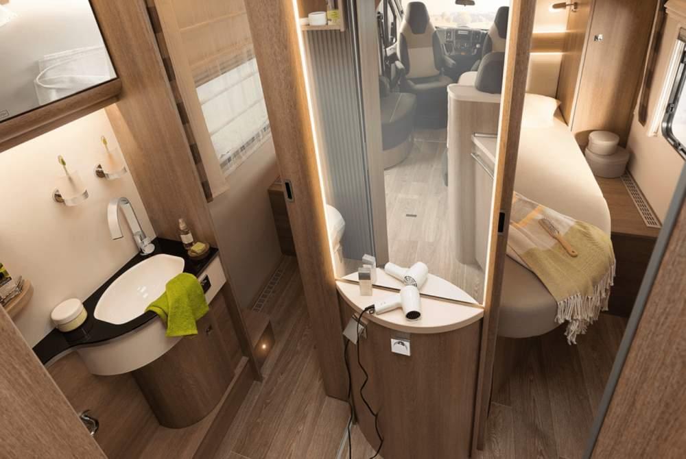 Wohnmobil mieten in Ahlen von privat | Dethleffs Esprit  Berni