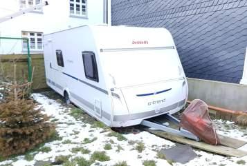 Wohnmobil mieten in Wuppertal von privat   Dethleffs Snilkai
