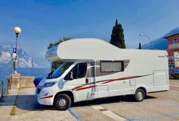 Wohnmobil mieten in Bergkamen von privat | Sunlight Hans