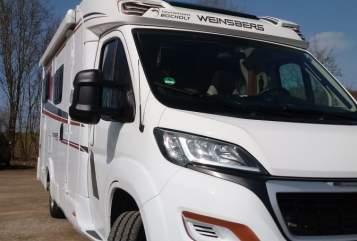 Wohnmobil mieten in Mönchengladbach von privat | Weinsberg Freedom