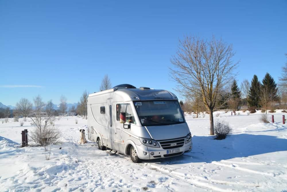 Wohnmobil mieten in Hartheim am Rhein von privat   Fiat  /  LMC s´Kanzleramt