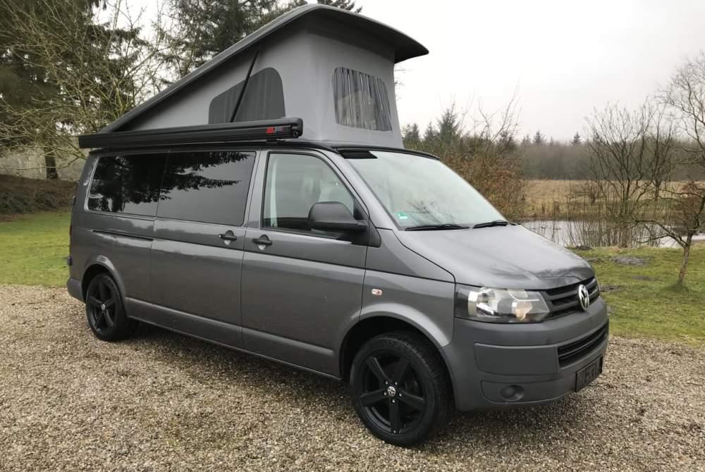 Wohnmobil mieten in Karlum von privat   VW Küstenbulli No.4
