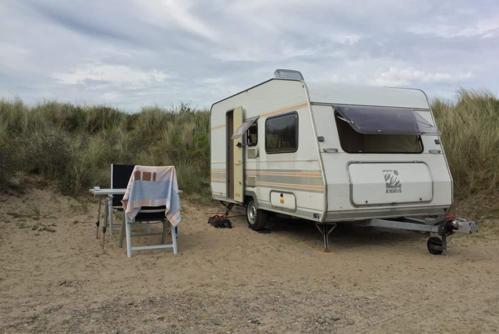 Wohnmobil mieten in Wermelskirchen von privat | Knaus Svala