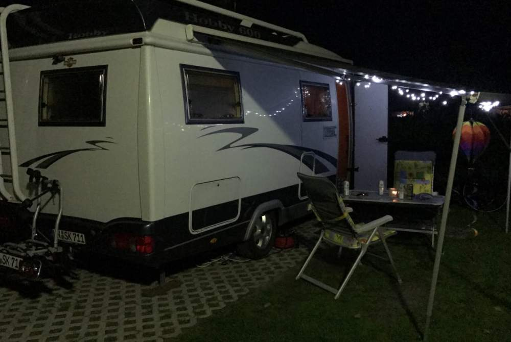 Wohnmobil mieten in Bergkamen von privat | Fiat Ducato Mein Hobby