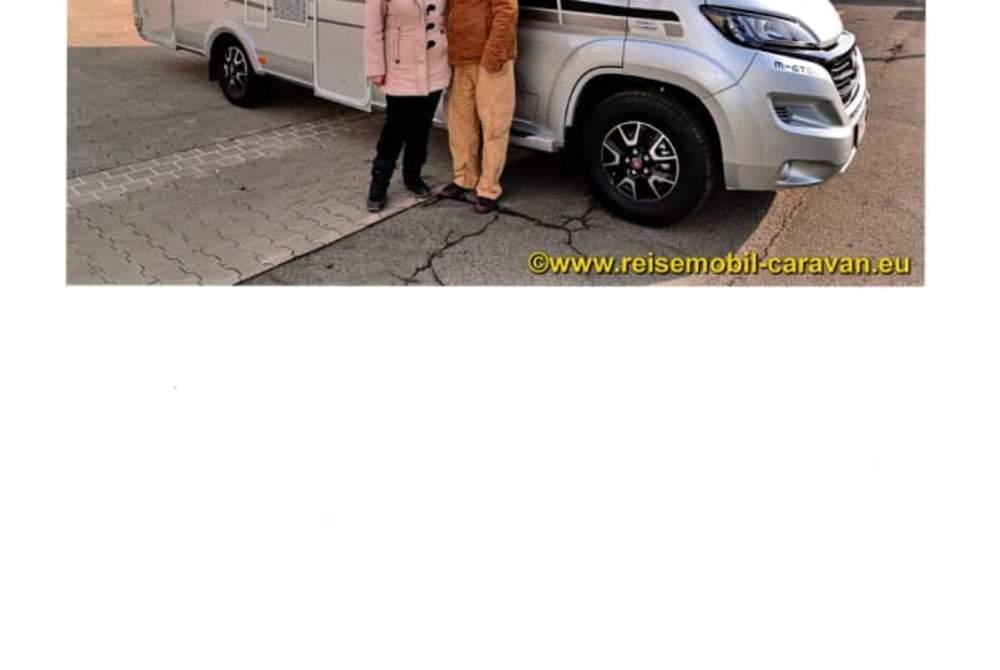 Wohnmobil mieten in Gotha von privat   Fiat Ducato Multijet 130-2; Adria-Matrix M 670 SL 50Y  Silberpfeil