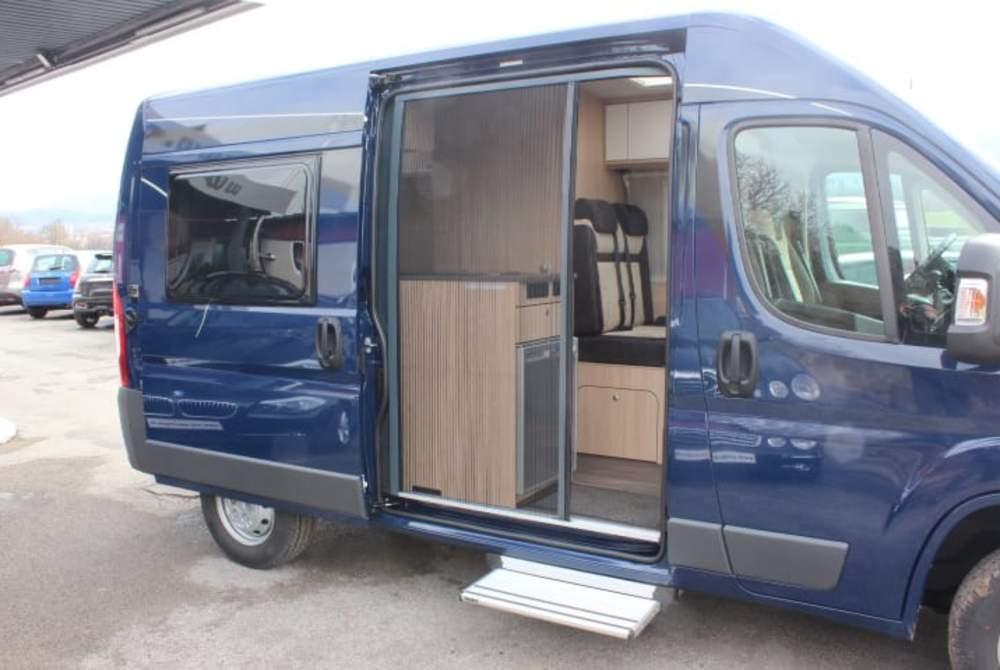 Wohnmobil mieten in Mössingen von privat   Pössl Herr Roadcar