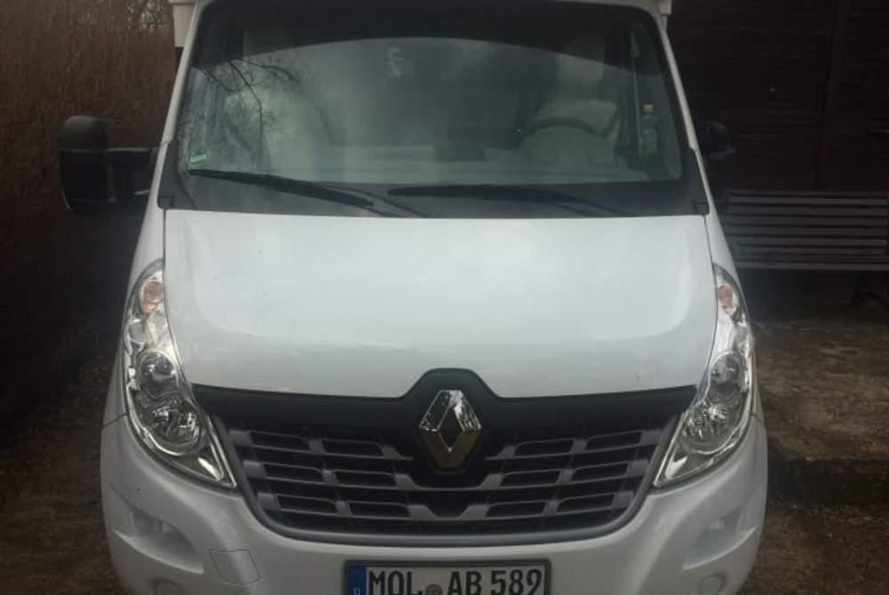 Wohnmobil mieten in Fredersdorf-Vogelsdorf von privat | Renault Canada-Luise