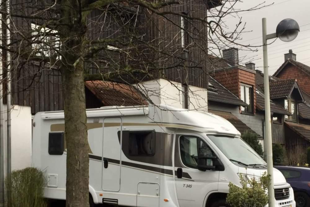 Wohnmobil mieten in Bonn von privat | Fiat Caradoline