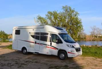 Wohnmobil mieten in Viersen von privat | Sunlight Sunlight T65