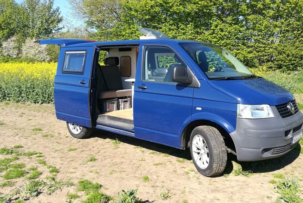 Wohnmobil mieten in Kiel von privat | Volkswagen emma