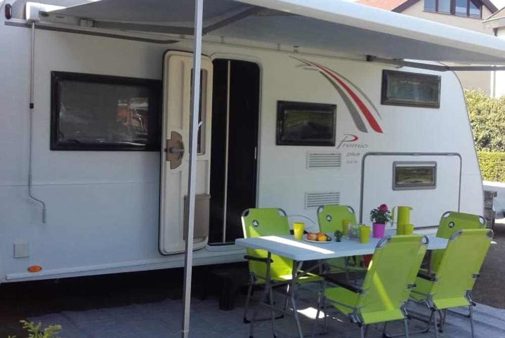 Wohnmobil mieten in Ofterdingen von privat   Bürstner Green Lounge