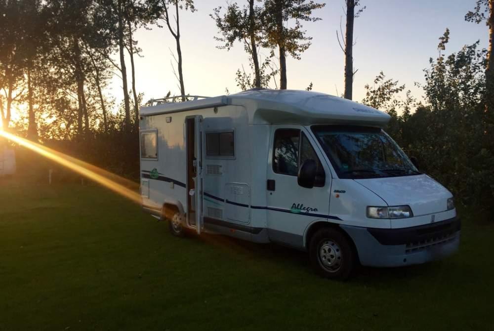Wohnmobil mieten in Bochum von privat   Chausson Chausson