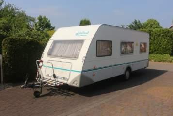 Wohnmobil mieten in Ahlen von privat | Eifelland Helge-Maria
