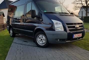 Wohnmobil mieten in Radevormwald von privat   Ford Knatter Karl