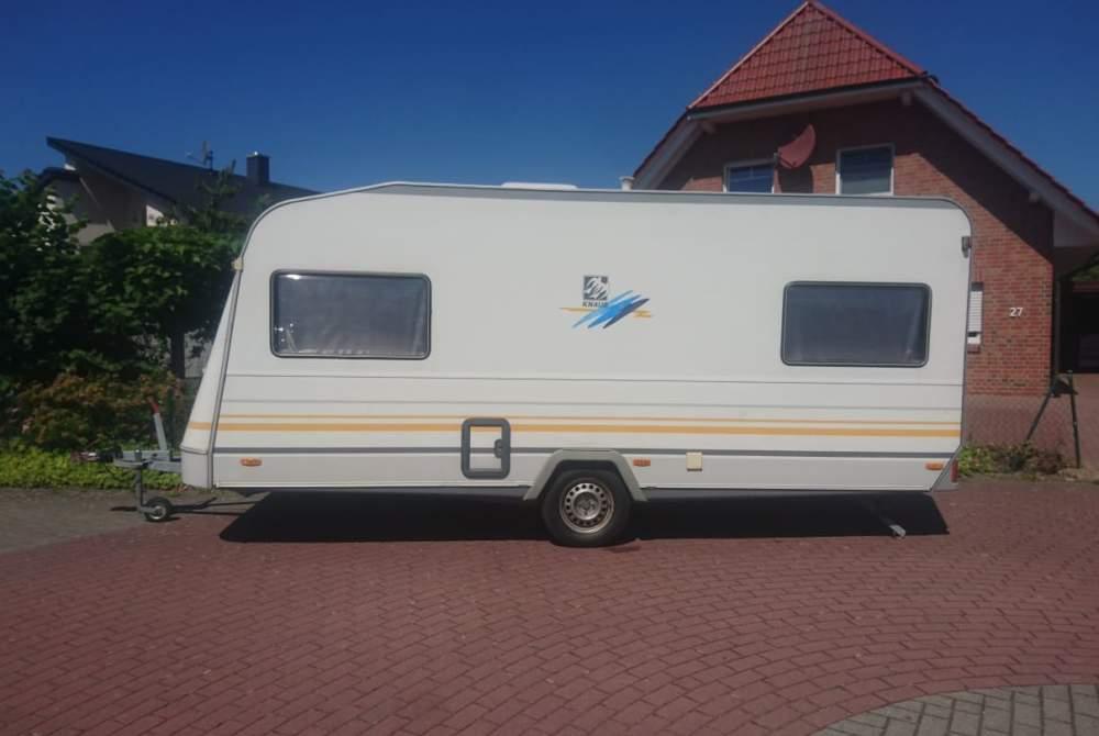 Wohnmobil mieten in Hamburg von privat | Knaus Kindheitstraum