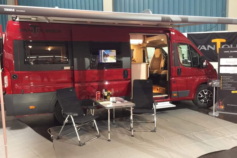 Wohnmobil mieten in Weißenhorn von privat   Vantourer VT630