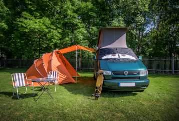 Wohnmobil mieten in Erfurt von privat | Volkswagen Finnole