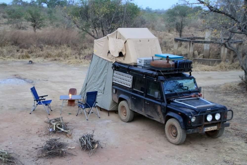 Wohnmobil mieten in Sauerlach von privat   Land Rover  Landyphant