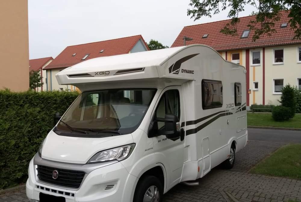 Wohnmobil mieten in Bielefeld von privat | XGO (Rimor) auf Fiat Ducato Multijet 2 XGO- Brummer