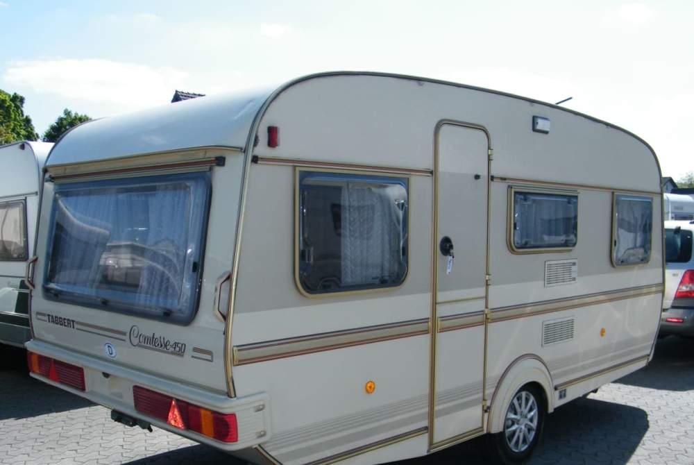 Wohnmobil mieten in Bielefeld von privat | Tabbert Madame La Comtesse - Tabbert