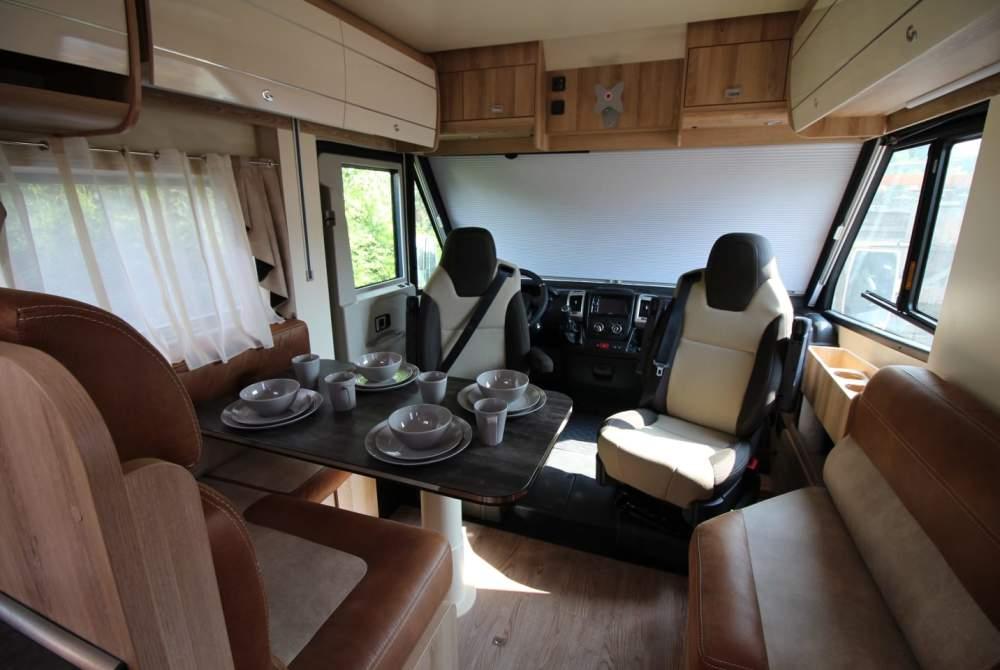 Wohnmobil mieten in Wolmirstedt von privat   Giotti GLine 937