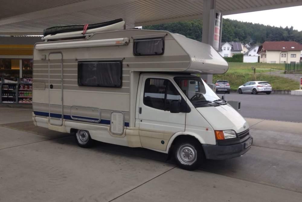 Wohnmobil mieten in Frankfurt am Main von privat | Ford Gudi