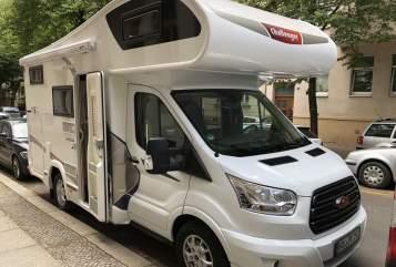 Wohnmobil mieten in Halle (Saale) von privat | Ford  Farin