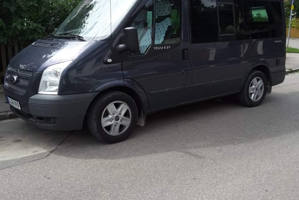 Wohnmobil mieten in Augsburg von privat   Ford Nuggi