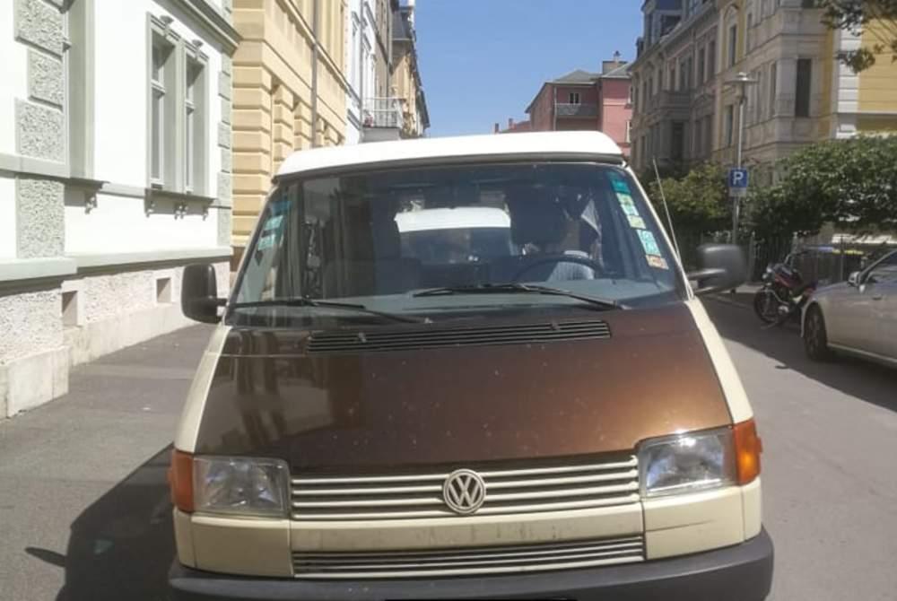 Wohnmobil mieten in Weimar von privat   Volkswagen Armin