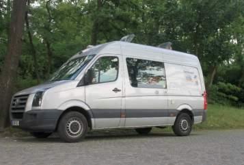 Camper in Dresden mieten von privat inkl. Versicherung