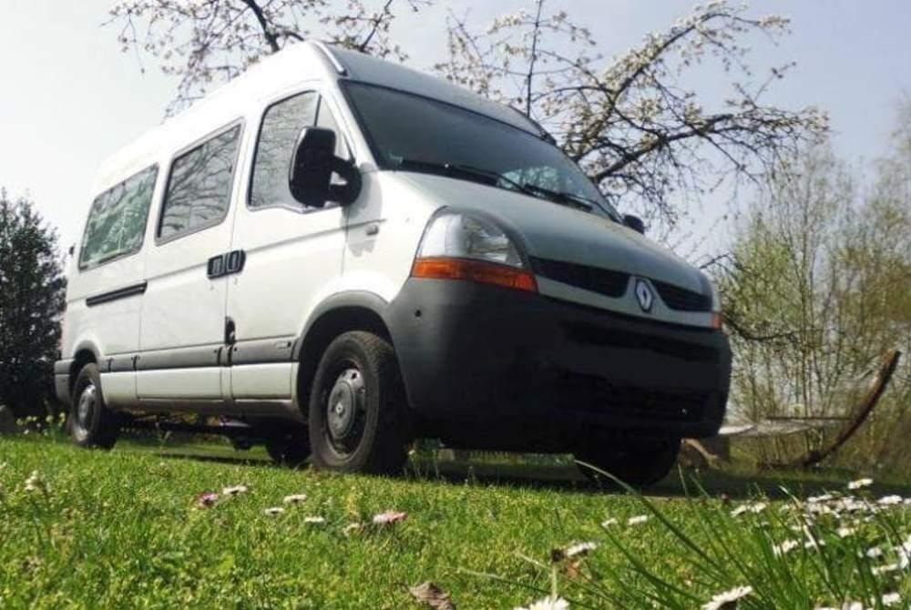 Renault Camper mieten von privat in Münster