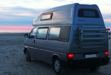 T4 California Camper Buzz, von privat mieten in Kiel