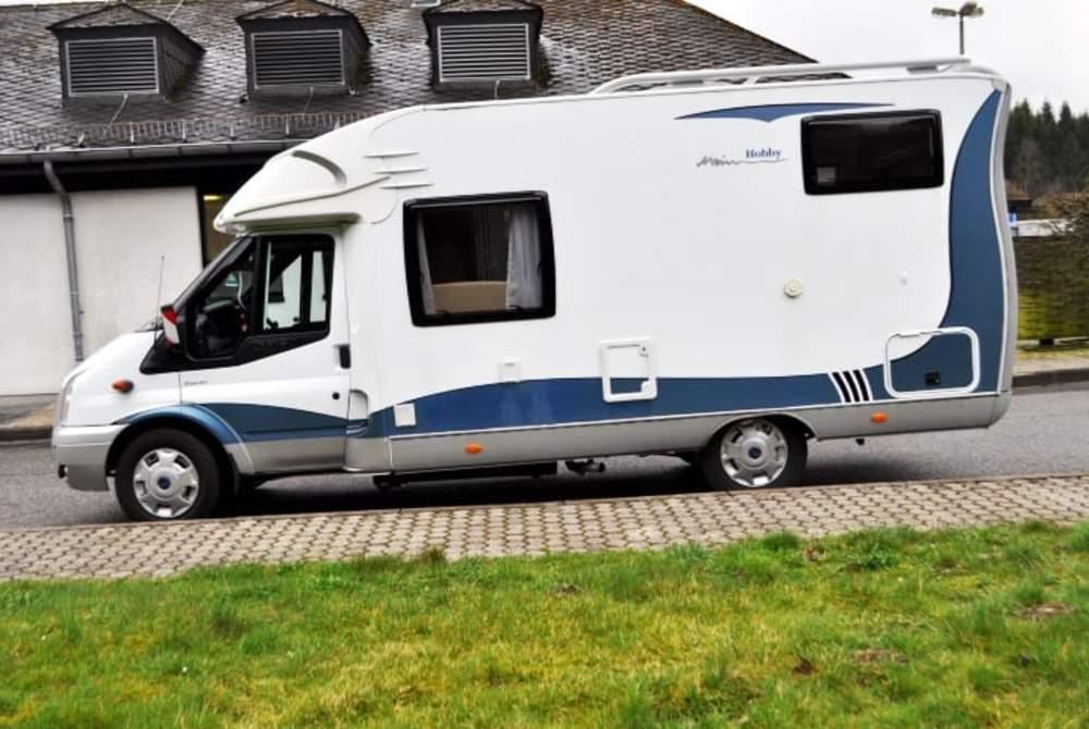 Schmuckstück Camper Waldi70, von privat mieten in Wuppertal